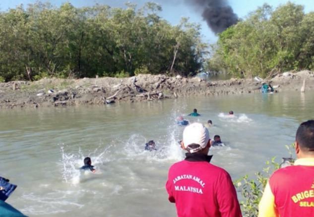 Cuba Selamatkan Anak Kapal TUDM, Nelayan Maut