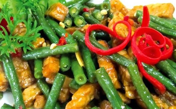 resep membuat tumis kacang panjang spesial kumpulan aneka resep masakan  minuman terbaru Resepi Pisang Goreng Bali Enak dan Mudah