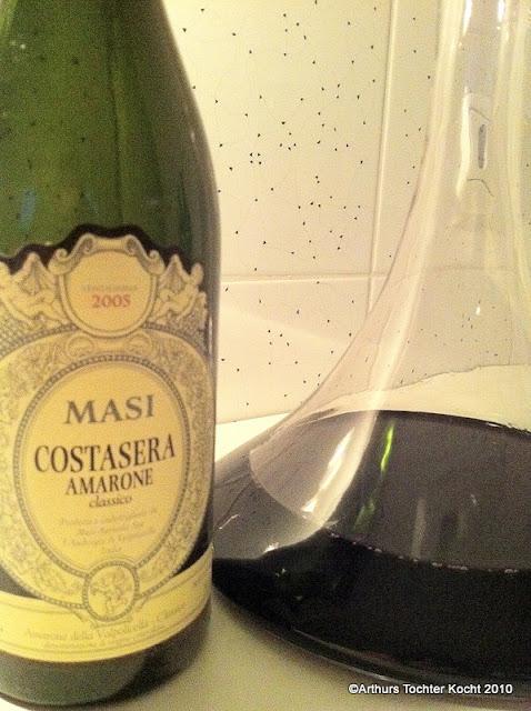 MASI Amarone 2003, der perfekte Wein zur geschmorten Entenkeule | Arthurs Tochter kocht. von Astrid Paul. Der Blog für food, wine, travel & love