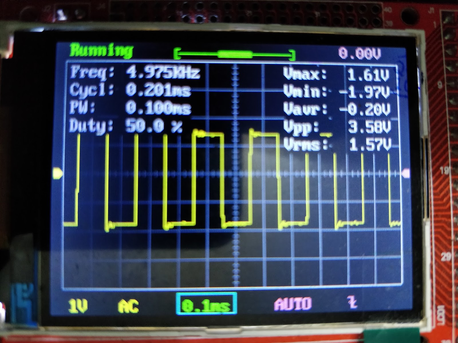 Microsecond delay in STM32 - CONTROLLERSTECH