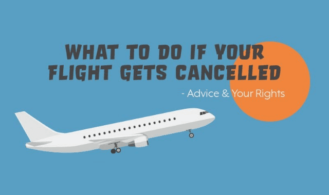 What To Do If Your Flight Gets Cancelled