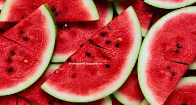 manfaat biji buah semangka