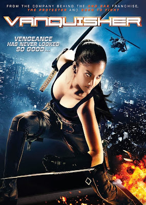 Poster Of Vanquisher 2009 In Hindi Bluray 720P Free Download