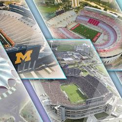 Рейтинг самых больших и вместительных стадионов мира