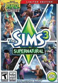 The Sims 3 Supernatural Free Download Game Full Version
