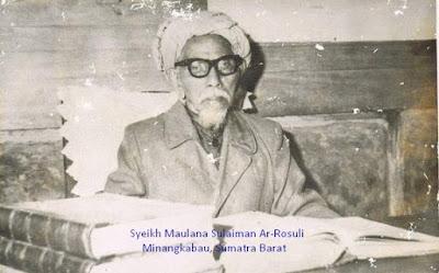 "Profil Syeikh Maulana Sulaiman Ar-Rosuli ""Sang Penegak Ajaran Aswaja"""
