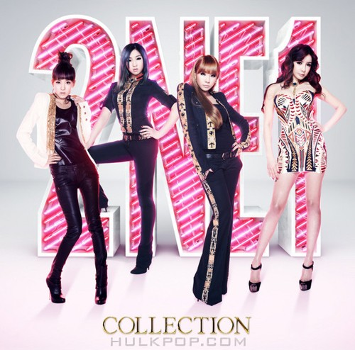 2NE1 – COLLECTION (Japanese) (FLAC + ITUNES PLUS AAC M4A)