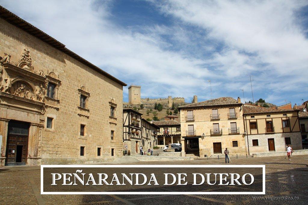 Recorriendo la provincia de Burgos: Peñaranda de Duero