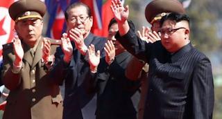 China, South Korea Urge Calm As North Korea Prepares Big Celebration
