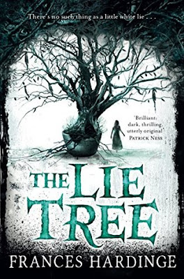 Book Review, InToriLex, Netgalley, The Lie Tree, Frances Hardinge