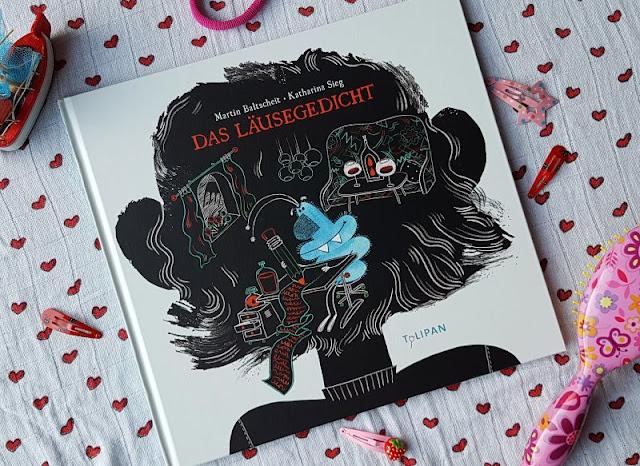 """Läusebefall bei Kindern erkennen und behandeln: Interview mit einer betroffenen Mama und ein Kinderbuchtipp zum Thema """"Läuse"""". """"Das Läusegedicht"""" von Martin Ballscheit ist ein tolles Buch für Kinder und Eltern zum Thema """"Läuse""""."""