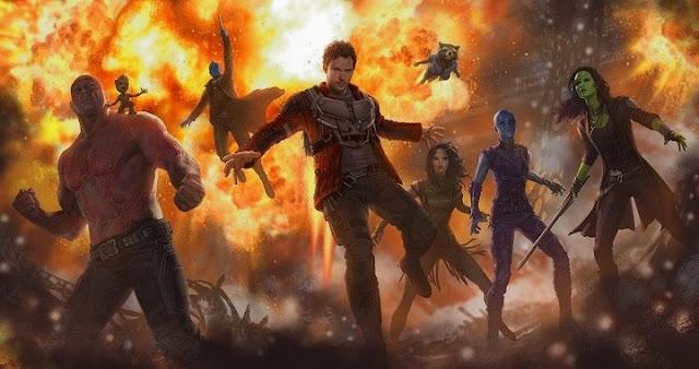 Kurt Russell estará en Guardianes de la Galaxia 2