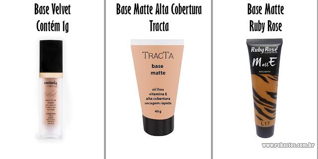 Maquiagem para iniciantes - Base Ideal