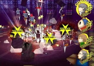 Shin Megami Tensei: Persona 4 (PS2) 2008