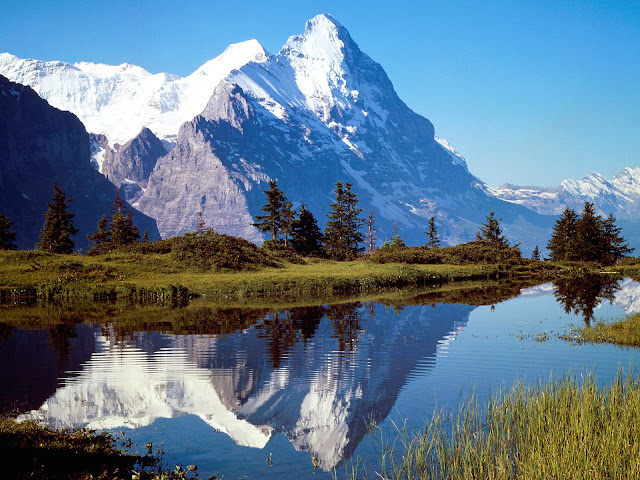 Amazing Adventure at MOnch and Eiger Grosse Scheidegg in Switzerland high mountains and river view in forest safari, Amazing Places in Switzerland Moch and eiger Grosse in Switzerland is worlds most popular and beautiful adventure place.
