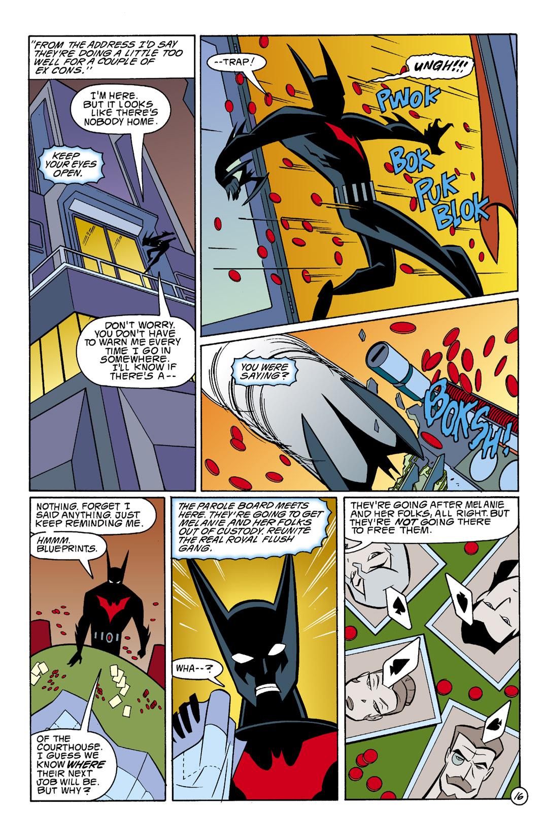 Batman Beyond [II] Issue #4 #4 - English 17