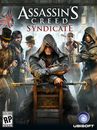 Cover Of Assassin's Creed Syndicate Download Free Full Game For PC At worldfree4u.me