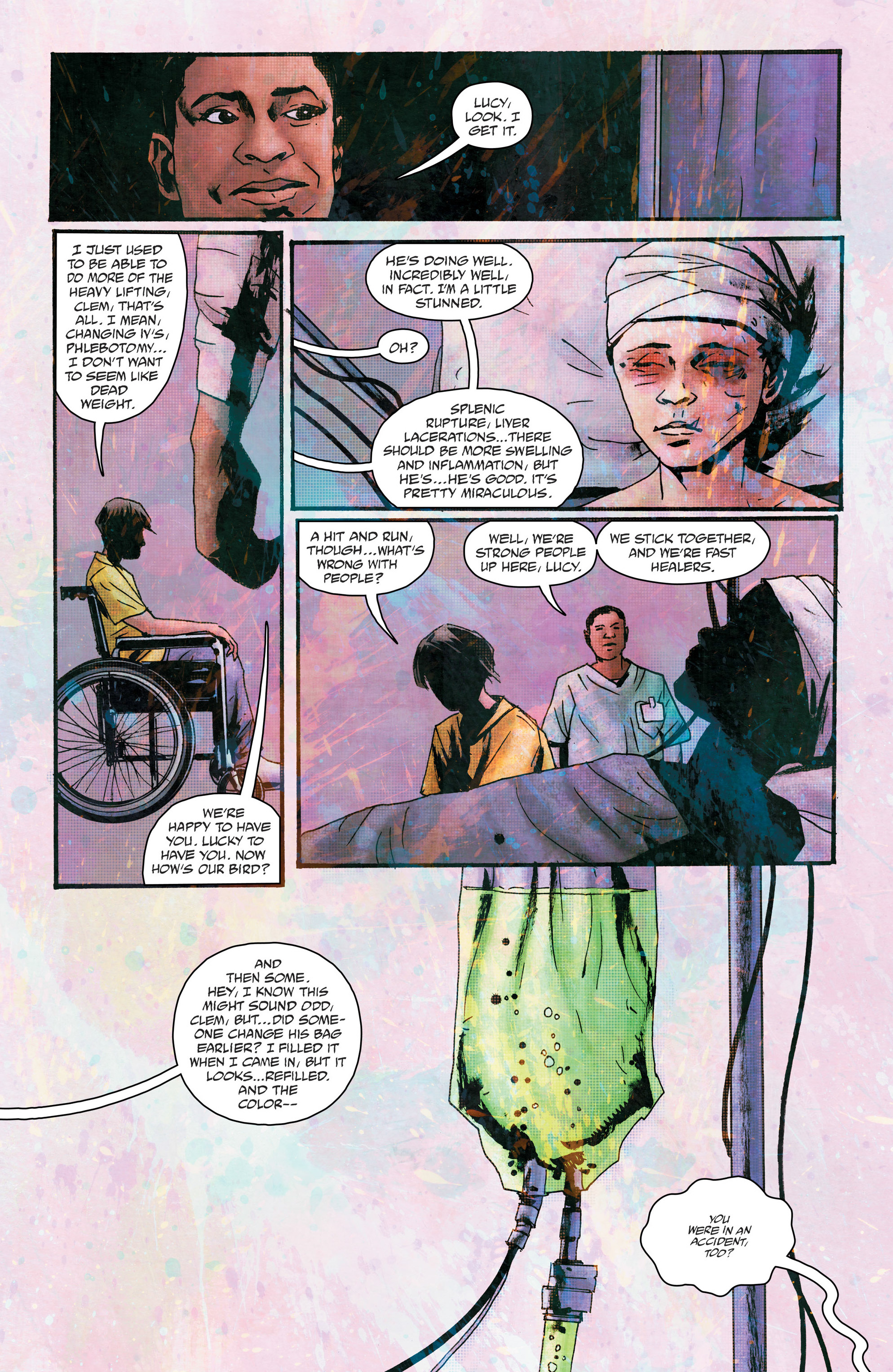 Read online Wytches comic -  Issue #2 - 13