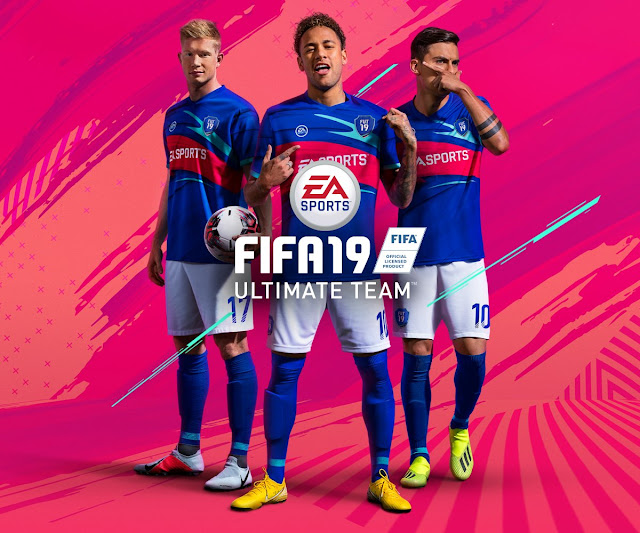 FIFA Ultimate Team 19 (FUT 19) Kits