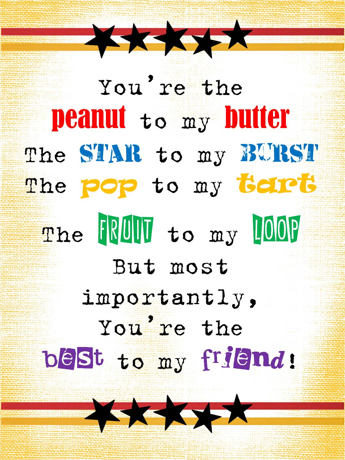 Best Friend Quotes Peanut To My Butter Peanut Butter To My Best