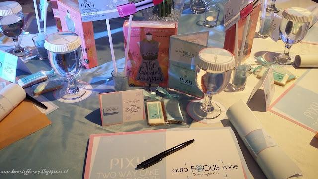 [Event Report] Pixy Beauty Blogger Gathering #Autofocuszone