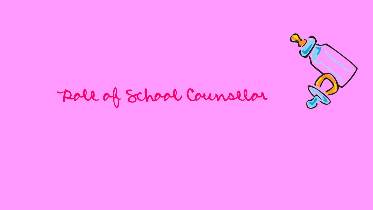 counseling and school counselor roles The carroll county public schools have counseling services available to students in all elementary, middle, and high schools the role of the counselor is to guide, advise, recommend.