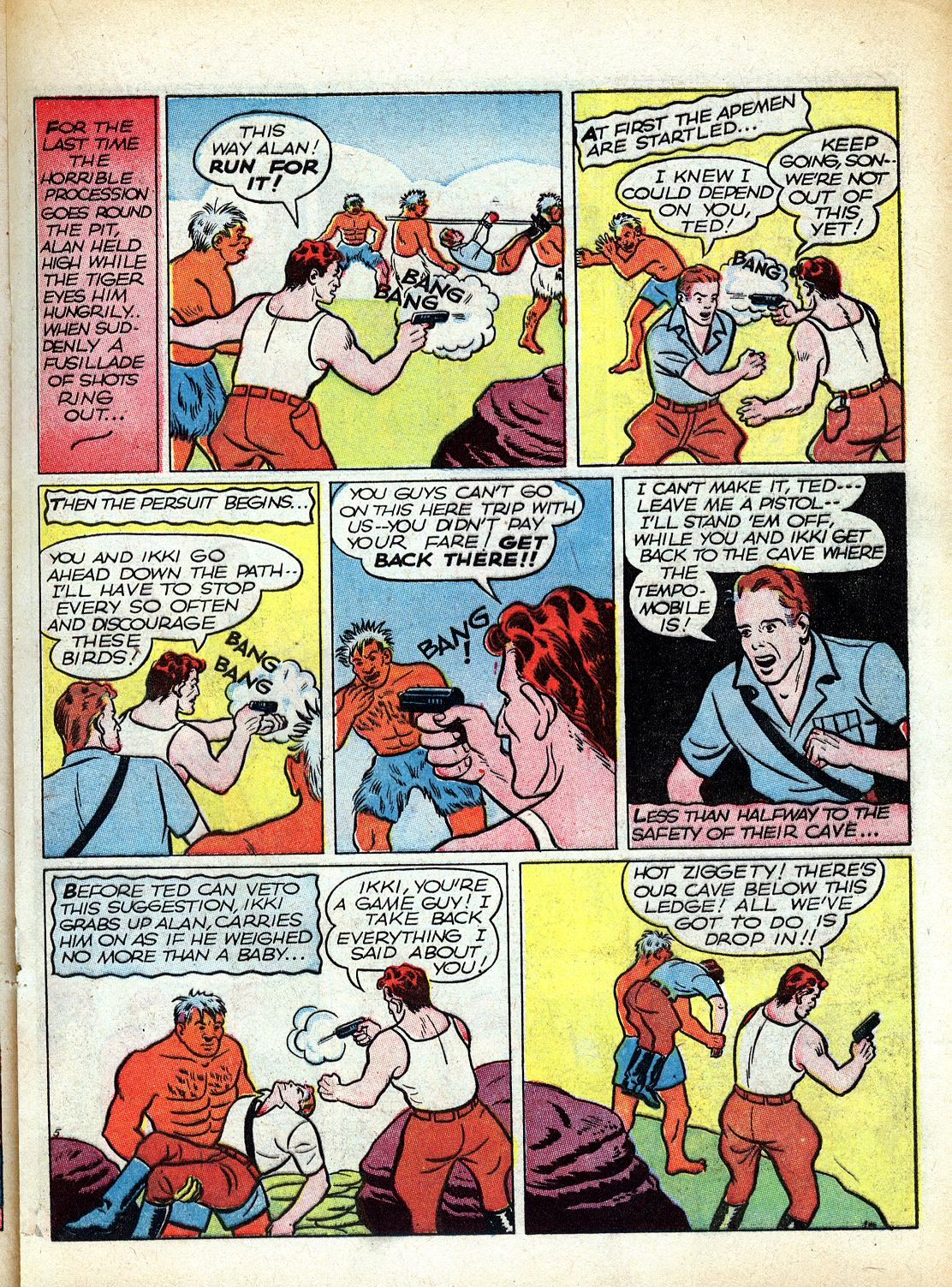 Read online All-American Comics (1939) comic -  Issue #12 - 33
