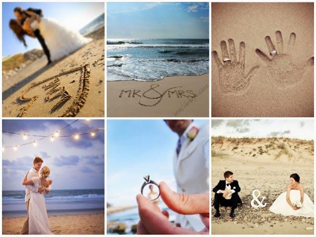 Fotos de Casais em Praia