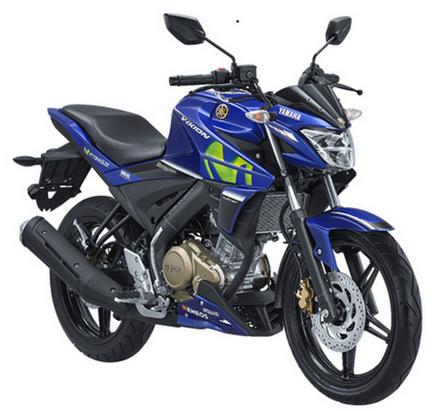 Harga Yamaha Vixion Motogp