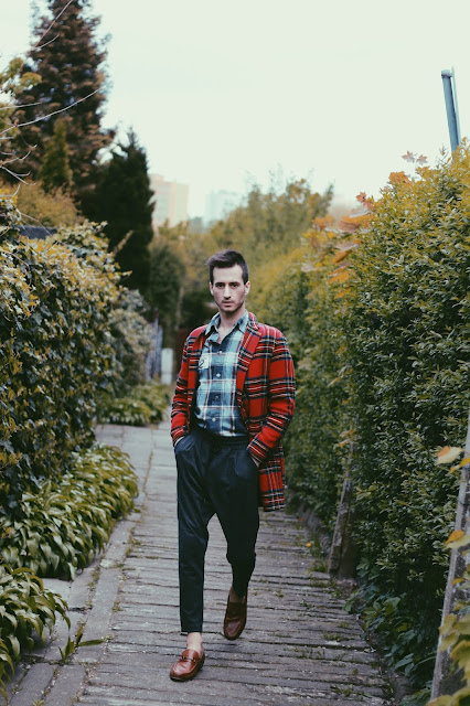 męski outfit blog