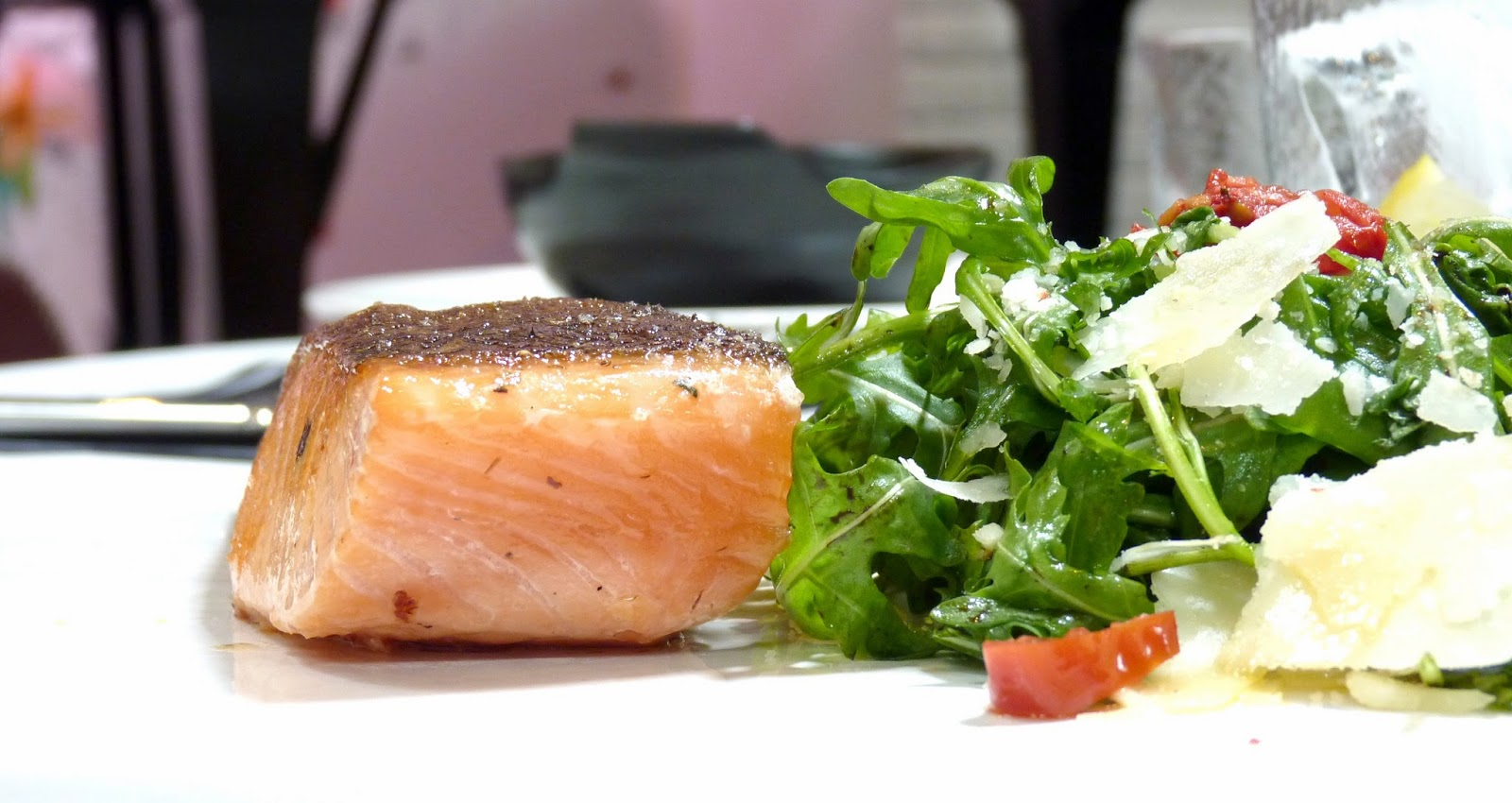 salmón artte barcelona