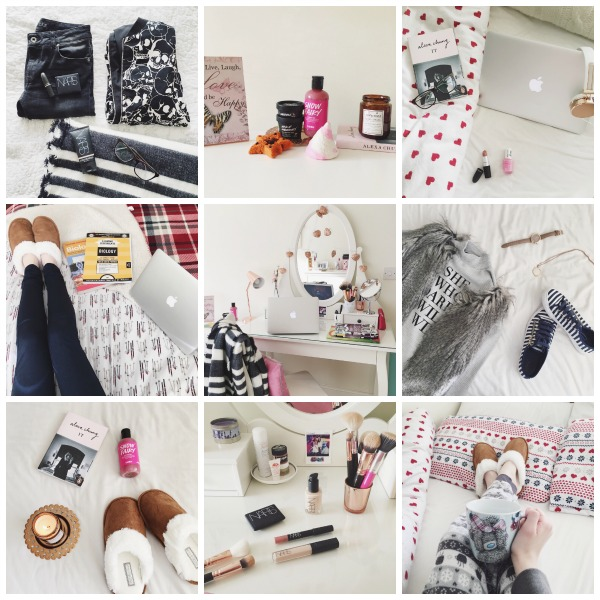 Instagram diary blog post