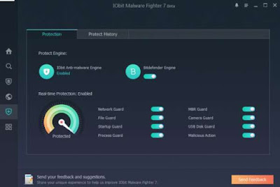 IObit Malware Fighter 7 Beta