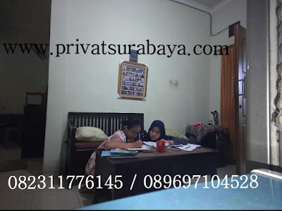 guru privat SD di Surabaya