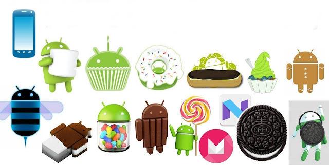 ما هو اصدار الأندرويد لديك Android Version,اكتشف نختك من نظام الاندرويد واعرف ما هو اصدارك اندرويد, جوجل, اصدار, Android, Google, Advanced, Pixe;