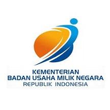 Logo Kementerian Badan Usaha Milik Negara