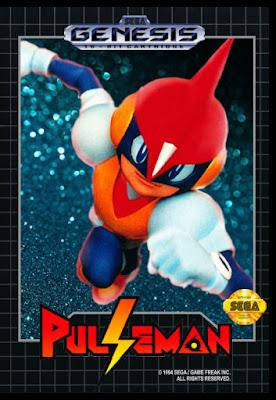 Rom de Pulseman - Mega Drive - PT-BR