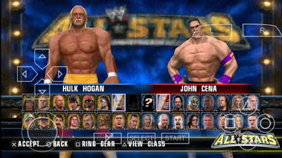 WWE All Star PPSSPP