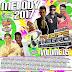Cd (Mixado) Mega Principe Negro (Melody 2017) Vol:05 - Dj China