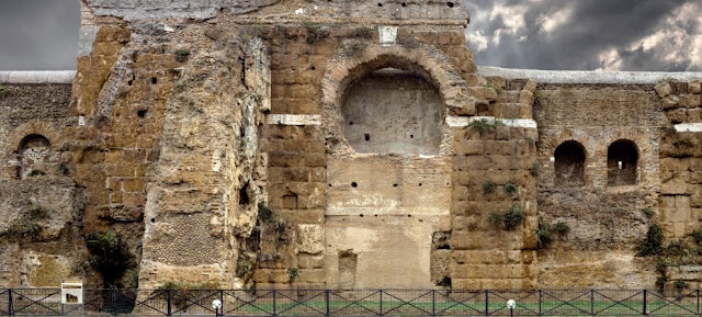 Photographic exhibition in Rome to raise public awareness on poor state of the Aurelian walls