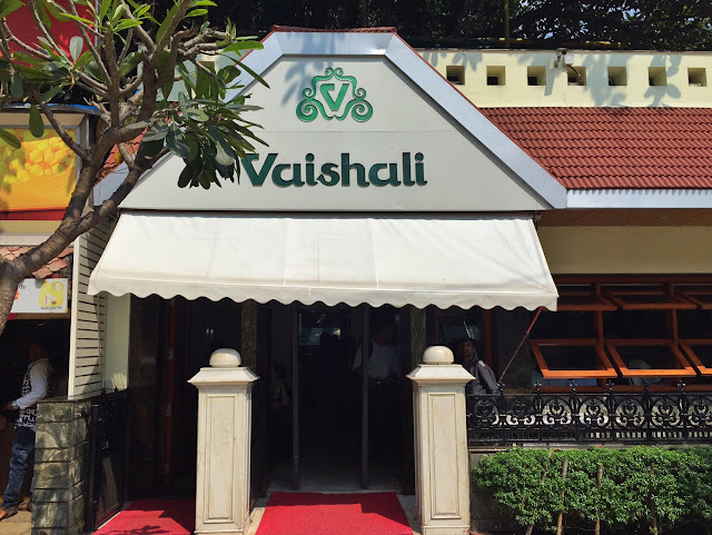 vaishali south indian restaurant FC road Pune from outside view