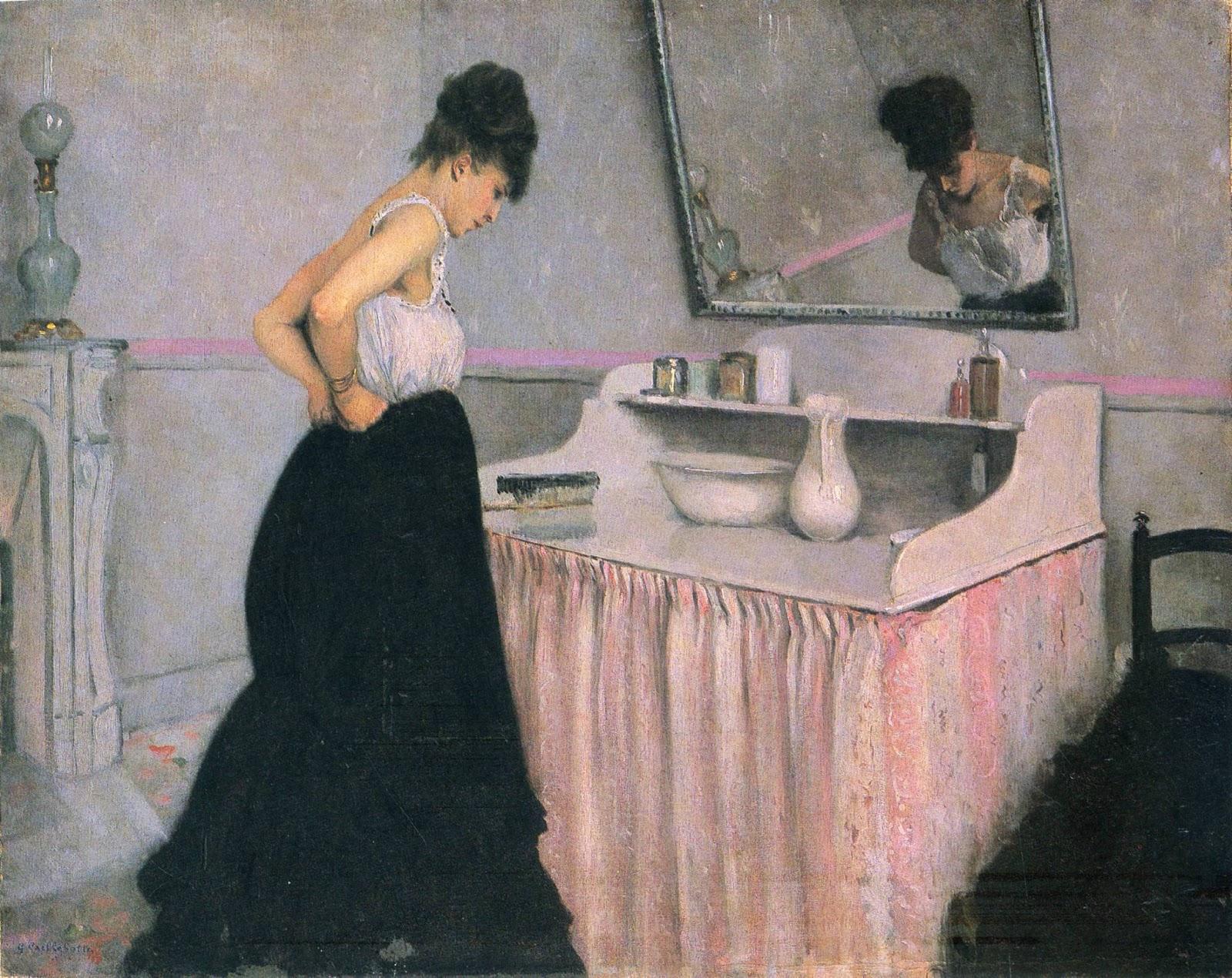 L Art Magique Gustave Caillebotte
