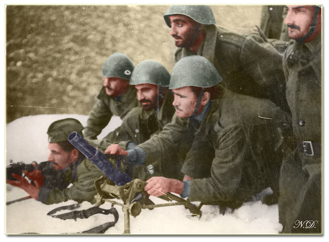 Greek Soldiers WW2-BrixiaMortar