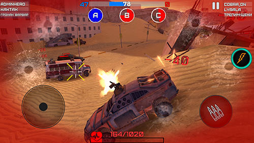Game Mirip Vigilante di Android: Mad War APK