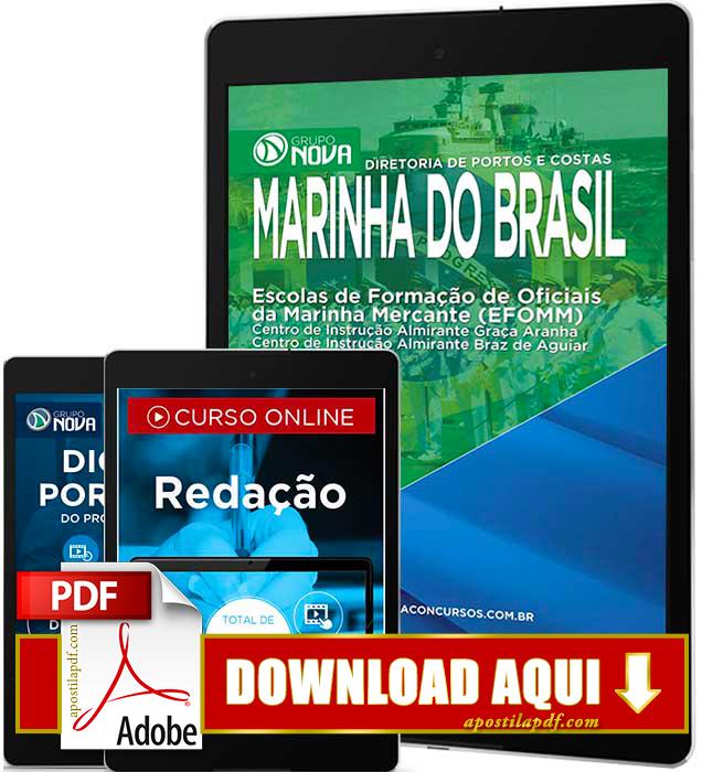 Apostila Marinha 2016 Oficiais da Marinha PDF Download