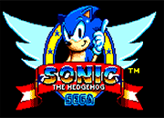 Sonic The Hedgehog [Sega]