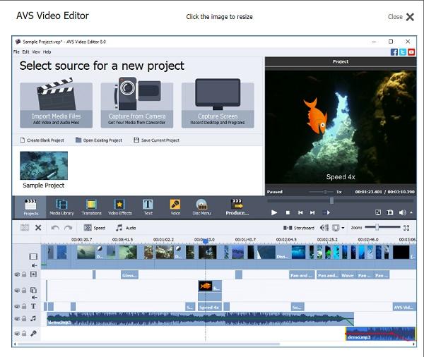 تحميل برنامج avs video editor عربي كامل