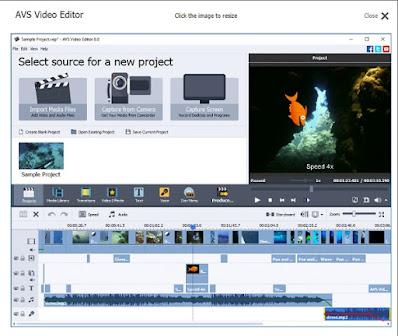 AVS Video Editor 2021
