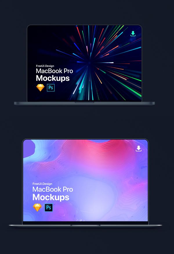 Download Free Mockup PSD 2018 - Free Download Macbook Pro Mockup
