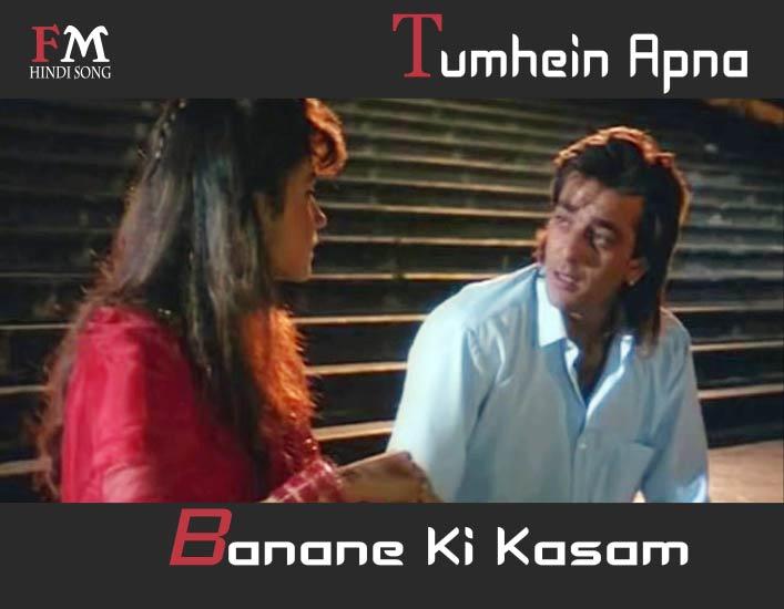 Tumhein-Apna-Banane-Ki-Kasam-Sadak-(1991)